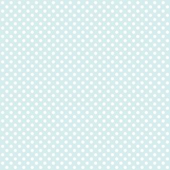 水玉ボットのシームレスパターン