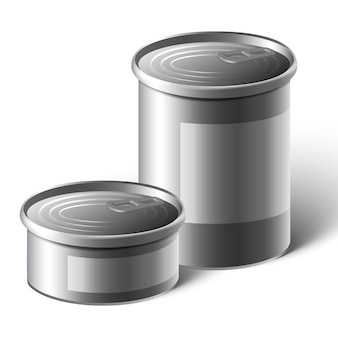 アルミ缶詰