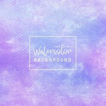 Светло-фиолетовый акварельный фон