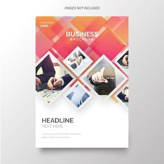 ビジネス向け年次報告書テンプレート