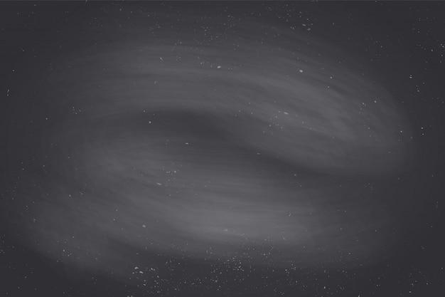 黒い空の黒板背景、表面およびテクスチャ