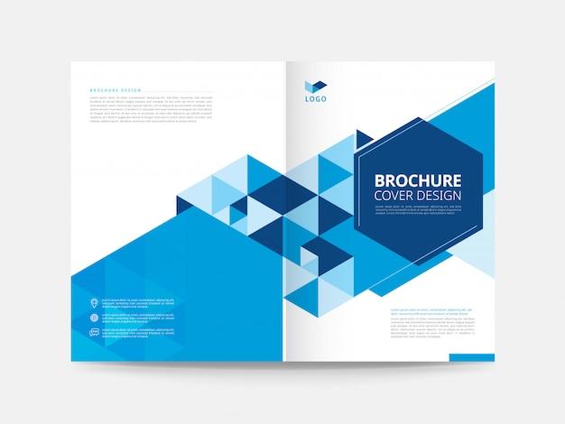 パンフレット表紙デザイン