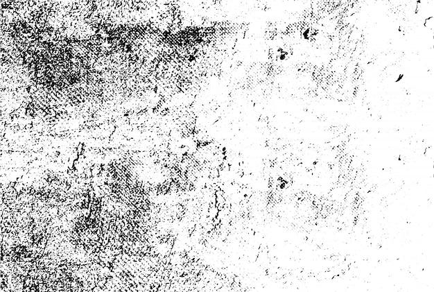 グランジ黒と白のテクスチャ