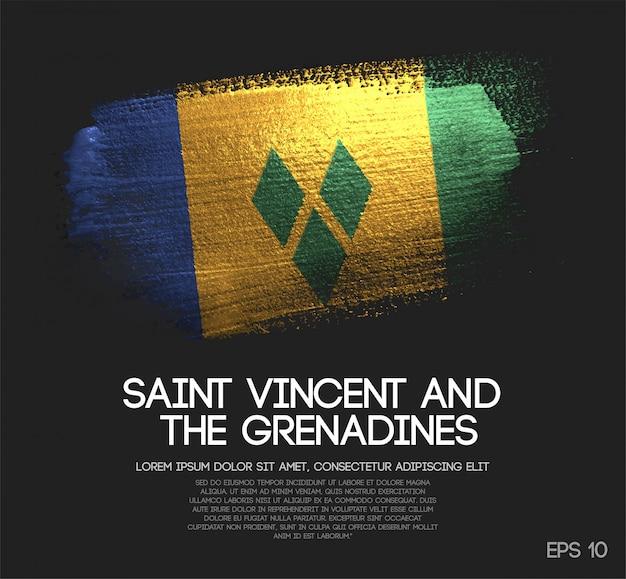 セントビンセントとグレナディン諸島の旗