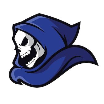 死神スポーツロゴ