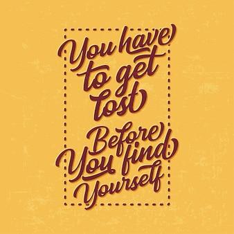 Мотивационные цитаты типография