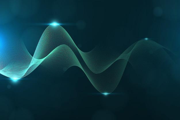 波状の技術の背景