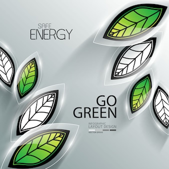 Бизнес-графика для окружающей среды