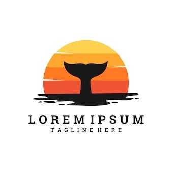 Креативный ландшафтный логотип