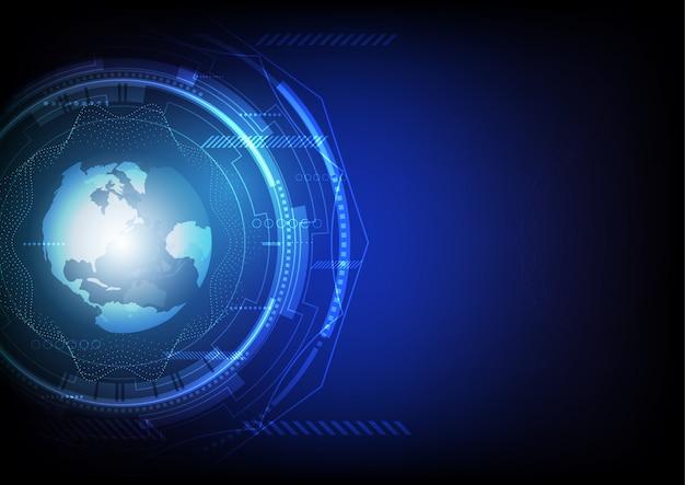 Технология цифрового глобального моделирования
