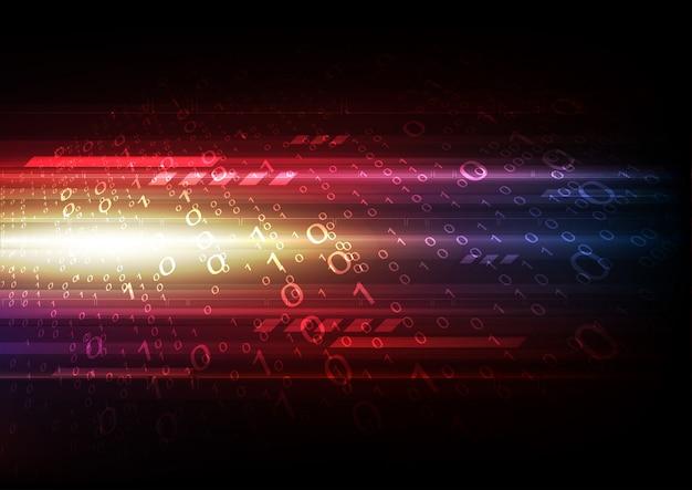 Абстрактный фон компьютерные технологии