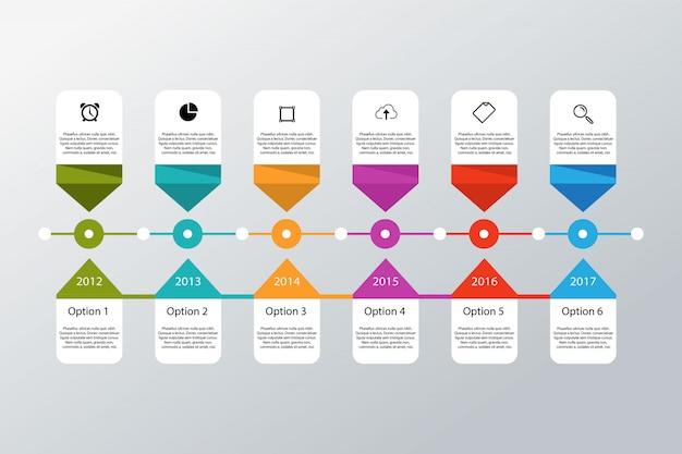 График инфографики