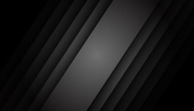 暗い幾何学的な背景