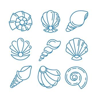Дизайн логотипа салона.