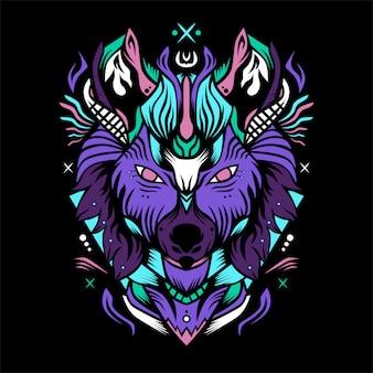 Волк рыцарь