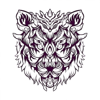 Рума охотник на тигров