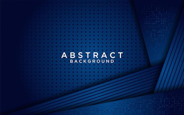 Абстрактный классический синий фон перекрытия с блеском