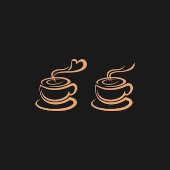 Кофейная чашка с логотипом