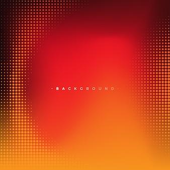 Абстрактная красная и желтая текстура фона с кругом