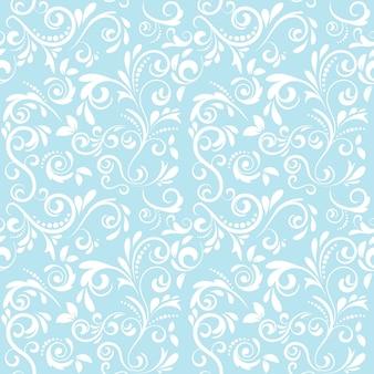 ベクトルダムシームレスパターンの背景