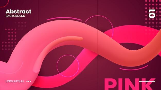 背景抽象ピンク