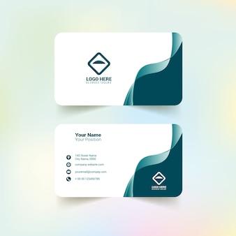 Иллюстрация визитной карточки