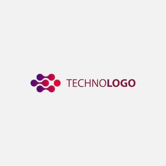 テクニカルロゴデザイン