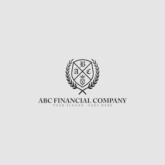 金融会社のロゴ
