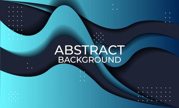 Черно-синяя текстура абстрактный современный фон