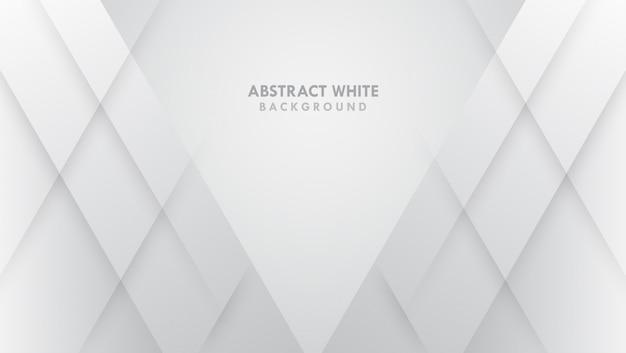 グレーホワイト抽象的な背景のモダンなデザイン
