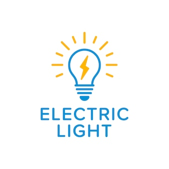 電動ライトロゴ