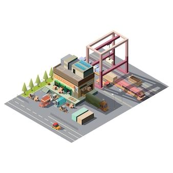 貨物車倉庫