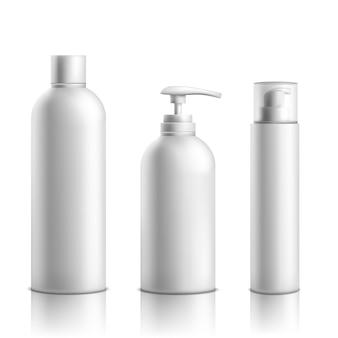 Упаковка косметической продукции по уходу за кожей