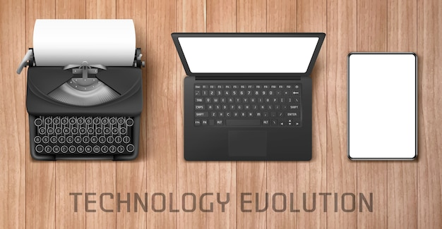 Эволюция технологий