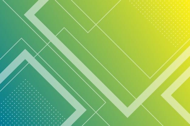 抽象的なシームレスな正方形とドットの背景