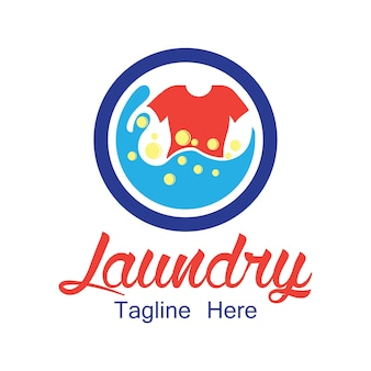 Логотип логотипа с текстовым пространством для вашего лозунга