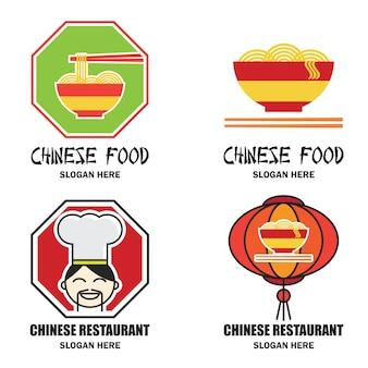 中国料理店のセット