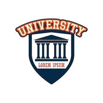 大学/キャンパスのロゴ