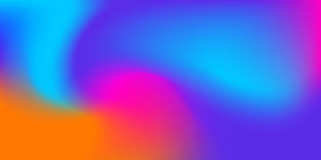 Абстрактный размытый градиентный фон