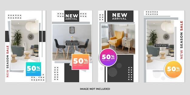 Минималистичный дизайн интерьеров в социальных сетях