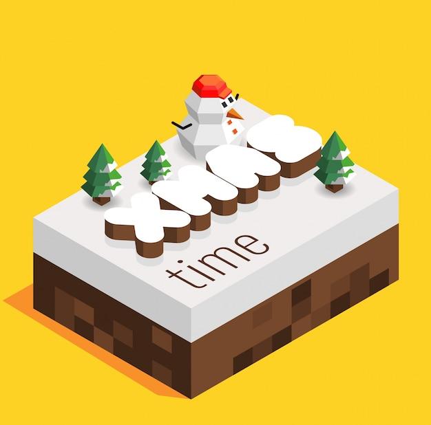クリスマスの時間