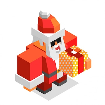 サンタとのクリスマスタイム