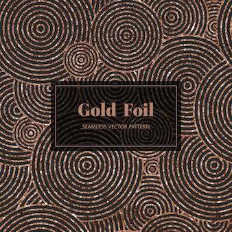 Античный узор золота