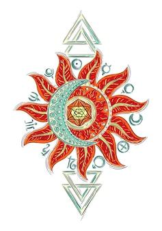 Символ алхимии