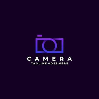 Камера фиолетовый логотип