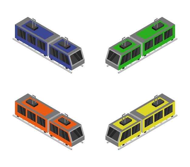 Изометрические трамваи