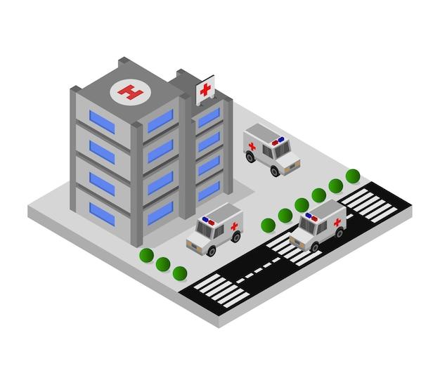 Изометрическая больница