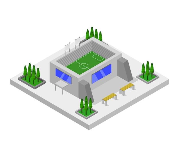 Изометрический стадион
