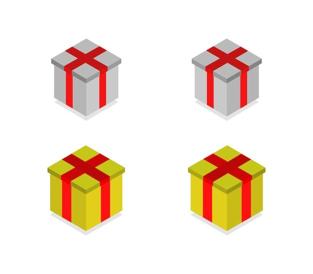 Набор изометрических подарков