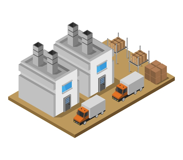 Изометрическая промышленность